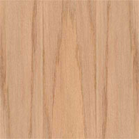 Appalachian Redondo Plank Red Oak Doeskin