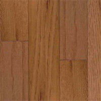 Bruce Summerside Strip Saddle Red Oak