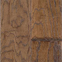Virginia Vintage Handscraped Red Oak Tobacco